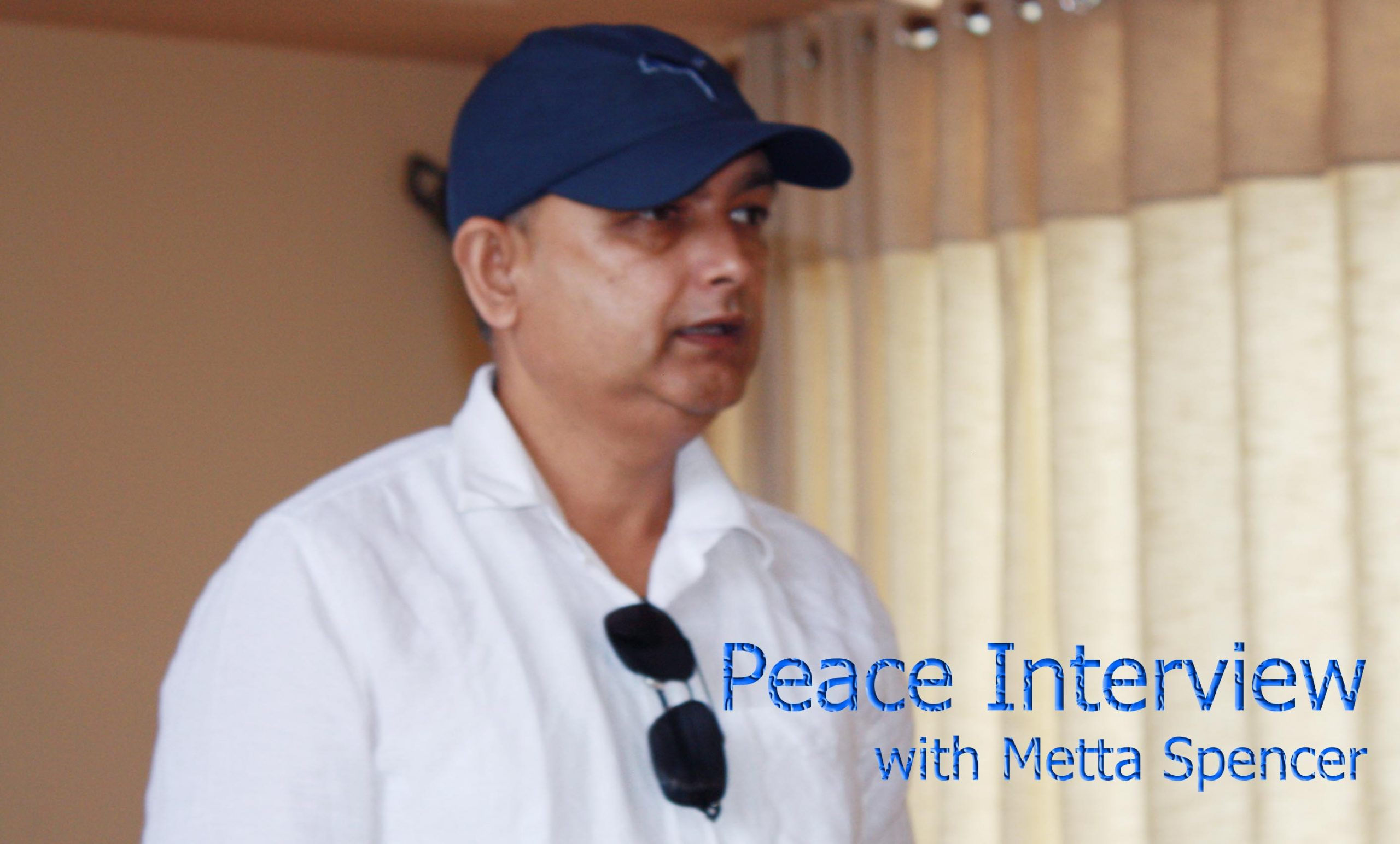 Peace Interview